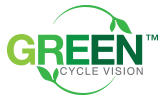 Green Cycle Vision Logo